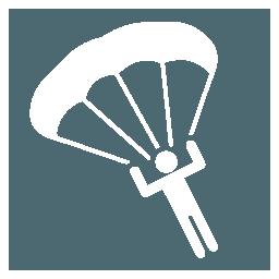 False: Once went skydiving