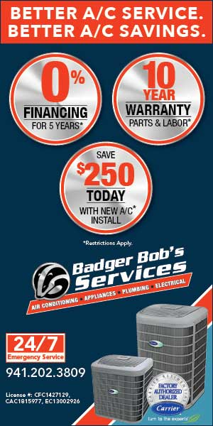 Grapevine Communications Case Study: Badger Bobs Digital Advertising Web Banners #1