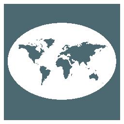 False: Thinks the Earth is flat